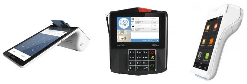 Ingenico Tetra Desk Payment Terminals